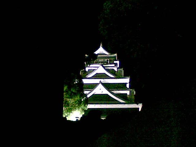 ヒア熊本城です!!