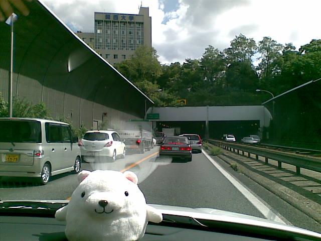 すでに渋滞